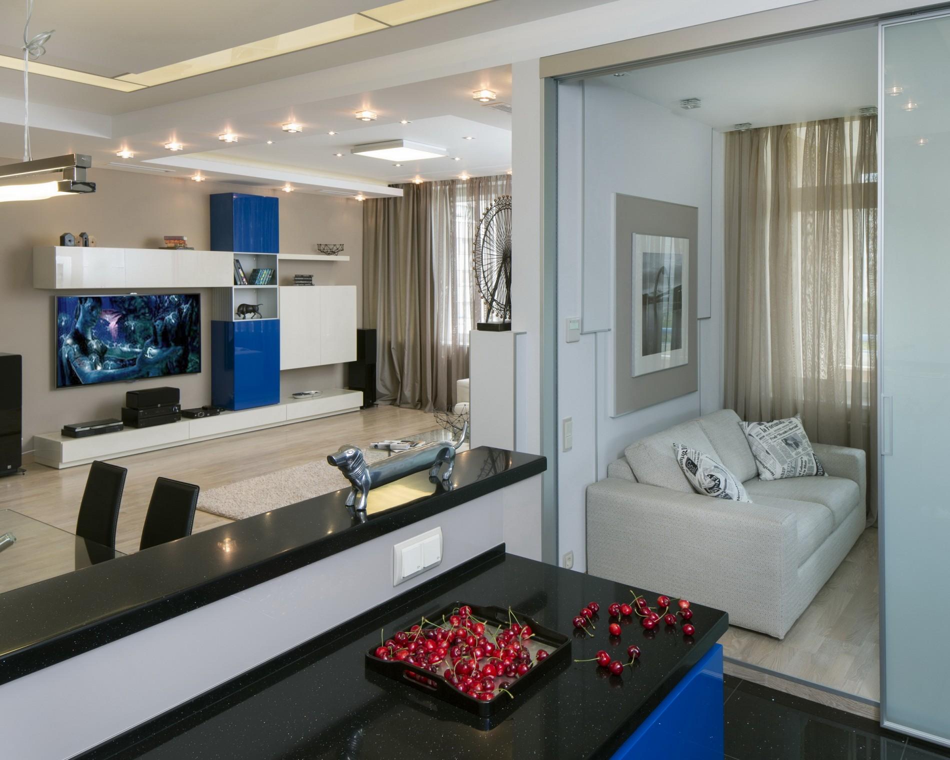 лучший интерьер квартиры в стиле минимализм
