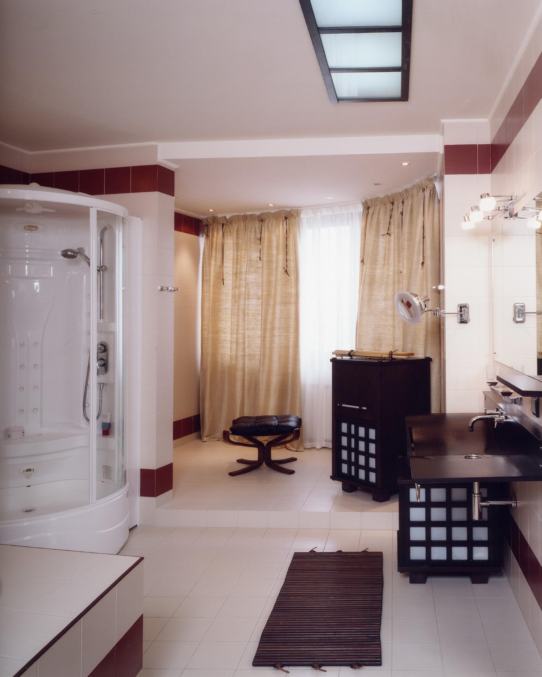 Интерьер ванной от лучшего дизайнера