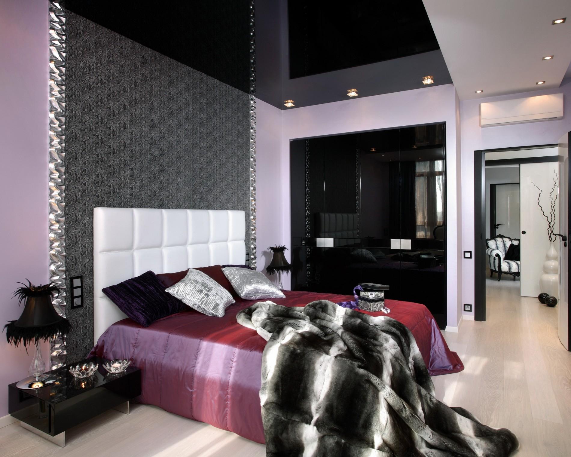 Роскошная спальня от дизайнера