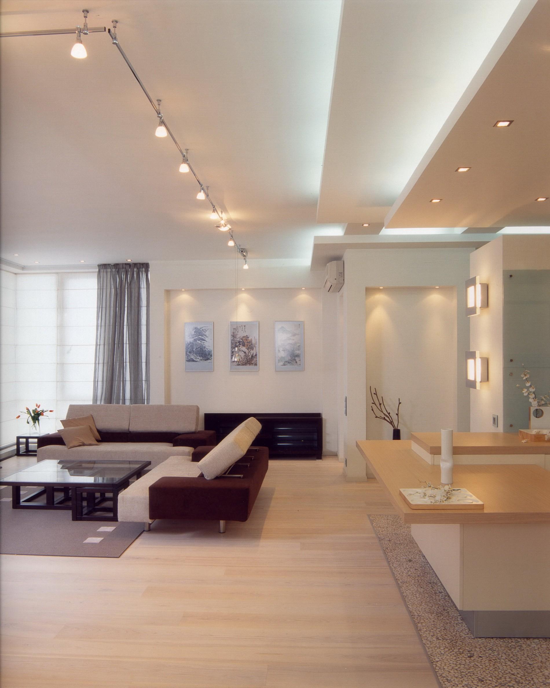 Гостиная в стиле минимализм от лучшего дизайнера