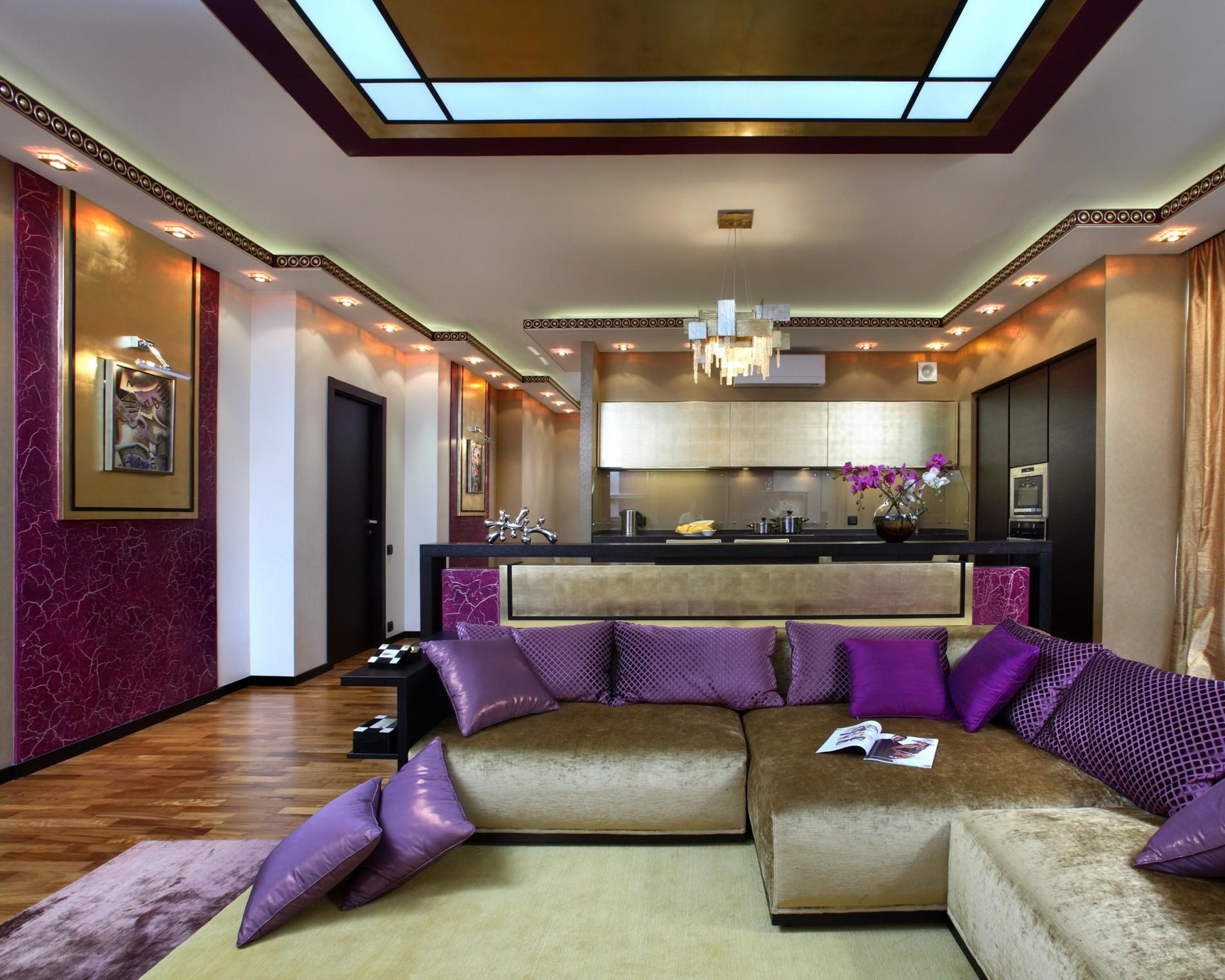 Реальный дизайн квартир ар деко